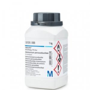 Ammonium peroxodisulfate for analysis EMSURE® ACS,Reag. Ph Eur - 1012010500